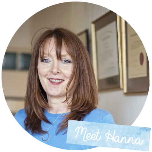 London acupuncture and fertility nutrition specialist Hanna Evans