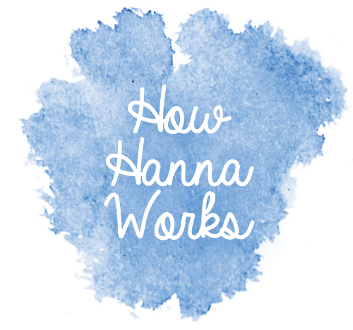 How Hanna works - acupuncture treatment what to expect